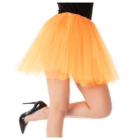 Stylex Party TUTU Skirt, Orange