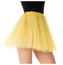 Stylex Party TUTU Skirt, Yellow
