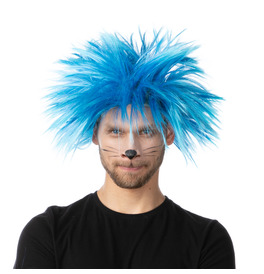 Character Wig, Blue