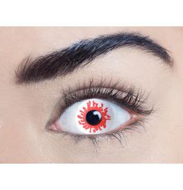 Mesmereyez Blood Splat Contact Lenses