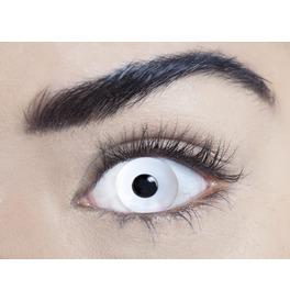 Mesmereyez Mini Sclera White Contact Lenses