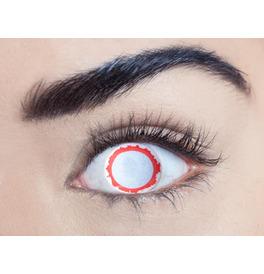 Mesmereyez Blind Vampire Contact Lenses