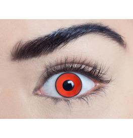 Mesmereyez Vino Red UV Contact Lenses