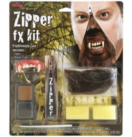 Zipper FX Werewolf Makeup Kit