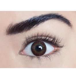 Mesmereyez Yellow Oak Contact Lenses