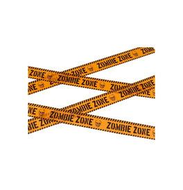 Zombie Zone Caution Tape