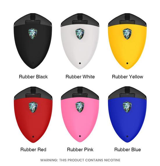 Smok Rubber Rolo Badge Starter Kit
