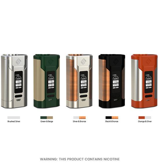 Wismec Predator 228 Mod Box