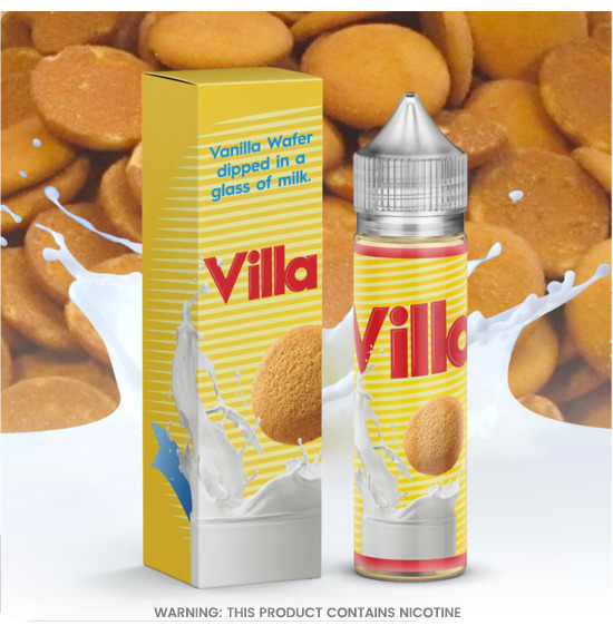 Villa 60ml E-Liquid by Marina Vape