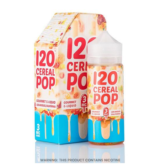 120 Cereal Pop E-Liquid Mad Hatter