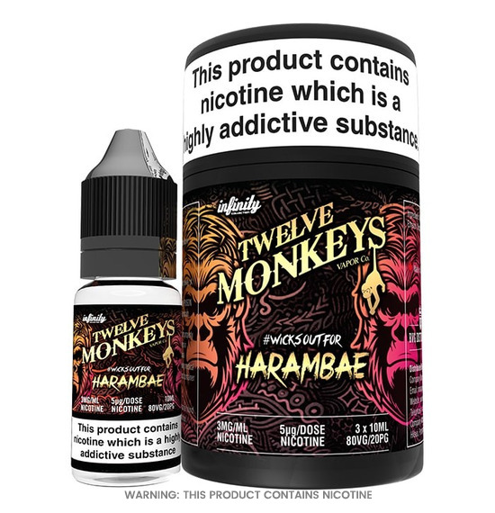 Harambae E-liquid