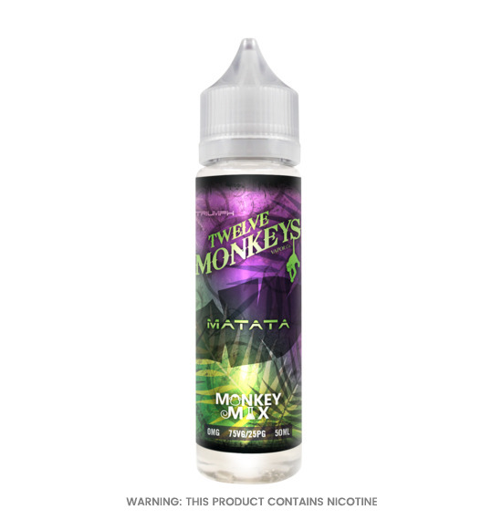 Matata 50ml E-Liquid by Twelve Monkeys