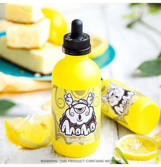 Drizzle Dream 50ml E-Liquid by Momo