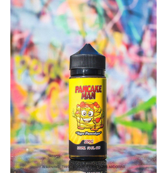 Pancake Man 50ml
