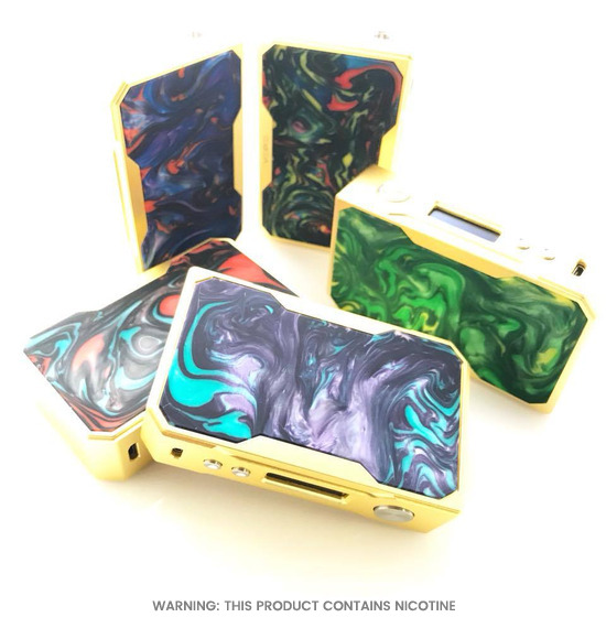 Voopoo Drag Mod Limited Edition Gold