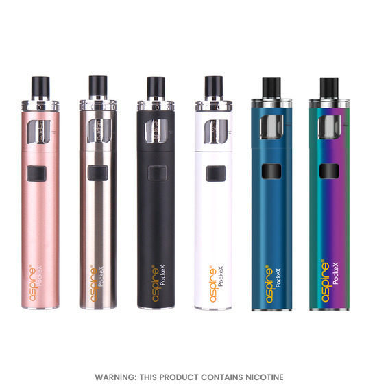 Aspire PockeX Starter Kit
