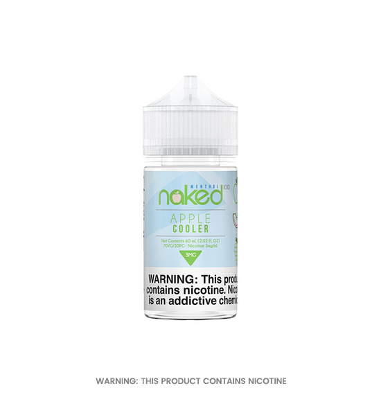 Apple Cooler 50ml E-Liquid by Naked 100