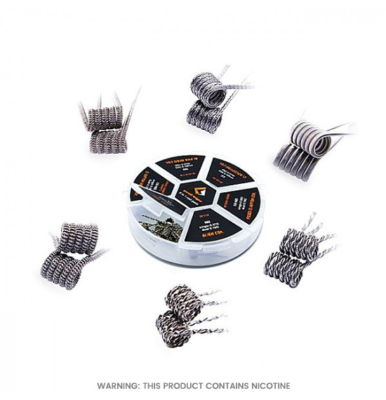 Geek Vape 6 in 1 Coil Pack