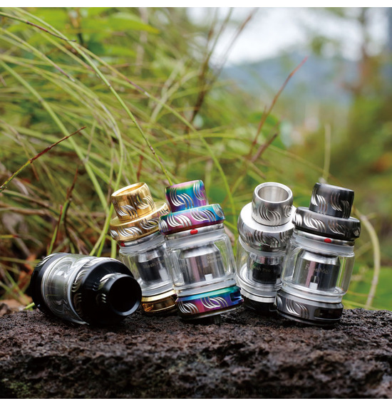 Freemax M-Pro Metal Edition Tank by FreeMaX