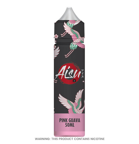 Pink Guava 50ml E-Liquid by Aisu