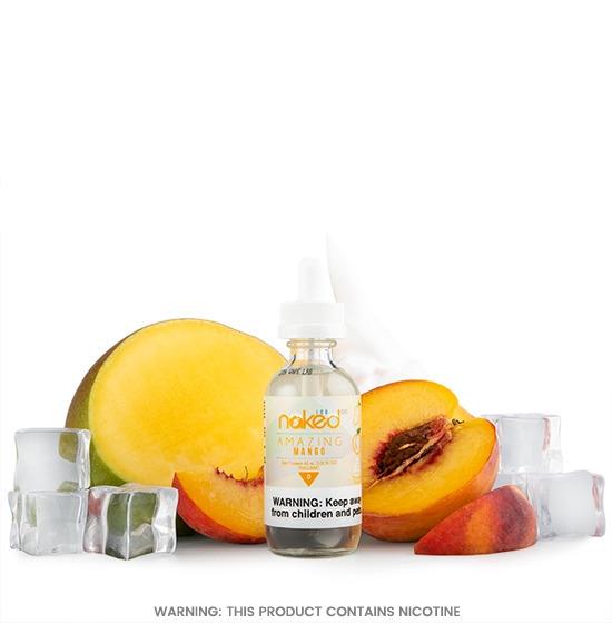 Naked Ice Amazing Mango E-Liquid 50ml
