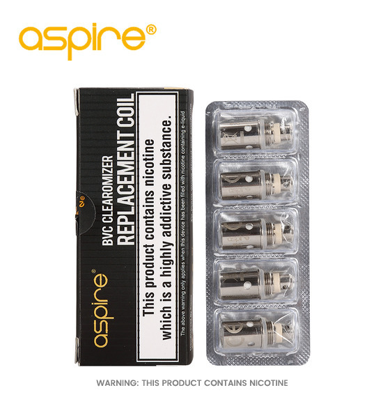 BVC Replacement Coils by Aspire