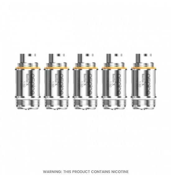 Aspire Nautilus X Coils - 1.8ohm