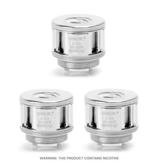 Smok Minos Q2 Coils - 0.3ohm