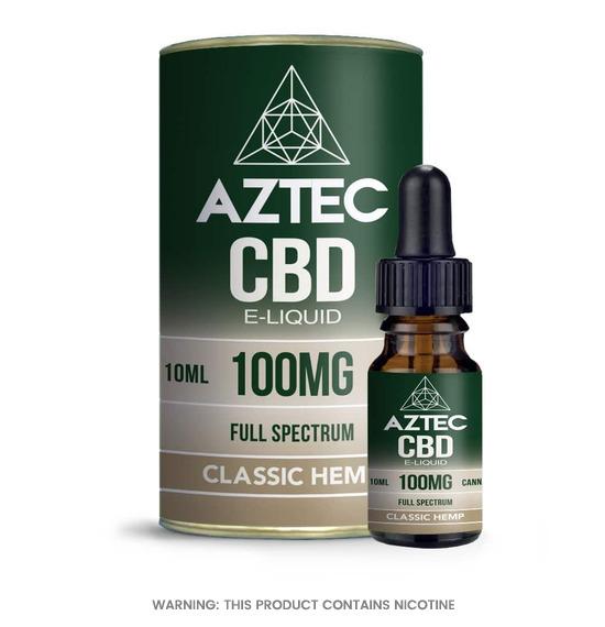 Aztec CBD Classic Hemp