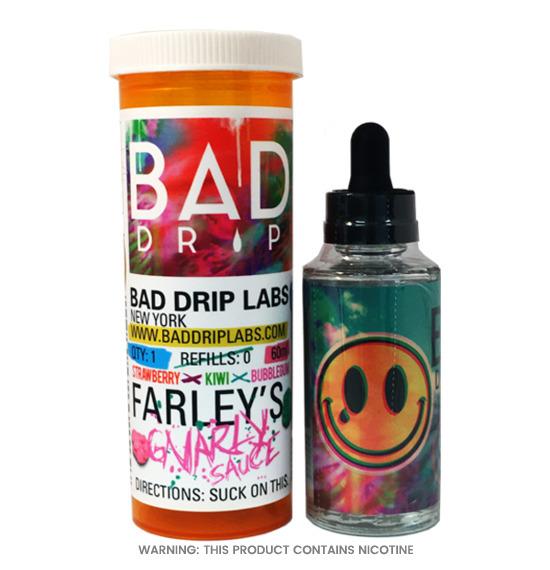 Bad Drip Farley's Gnarly Sauce 60ml E-Liquid