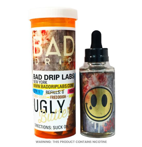 Bad Drip Ugly Butter 60ml E-Liquid