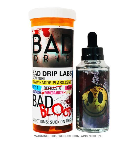 Bad Drip Bad Blood Sauce 60ml E-Liquid