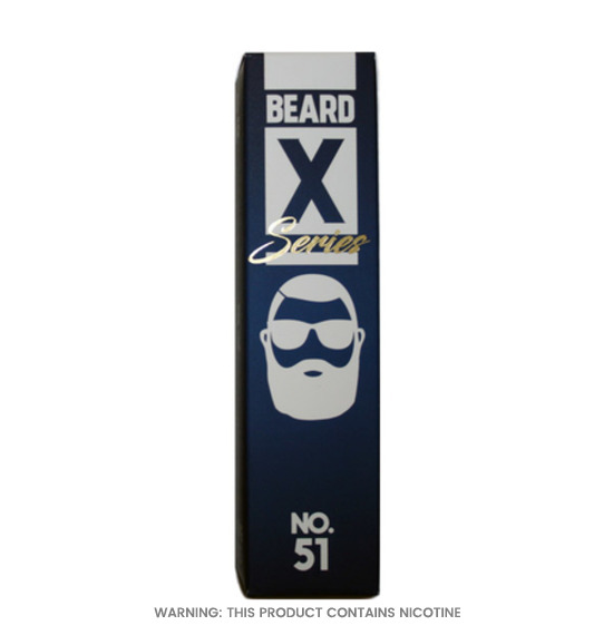 Beard No.51 E-Liquid 50ml