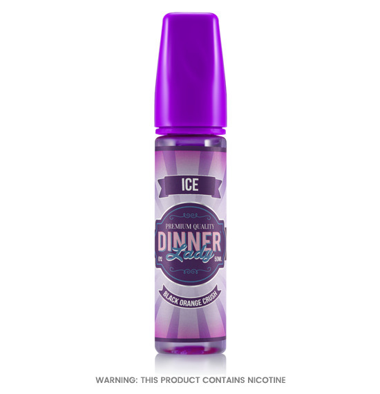 Dinner Lady Black Orange Crush 50ml