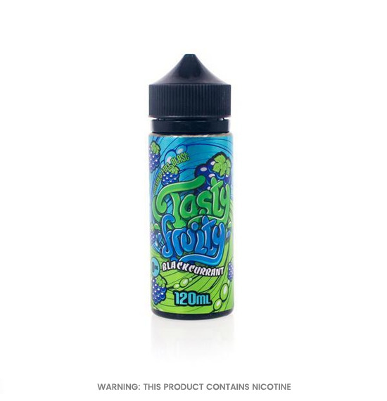 Tasty Fruity Blackcurrant E-Liquid 100ml