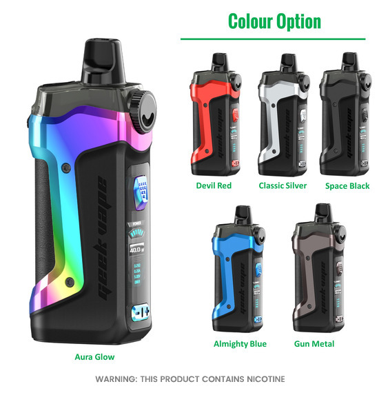 Geekvape Boost Plus Pod Kit