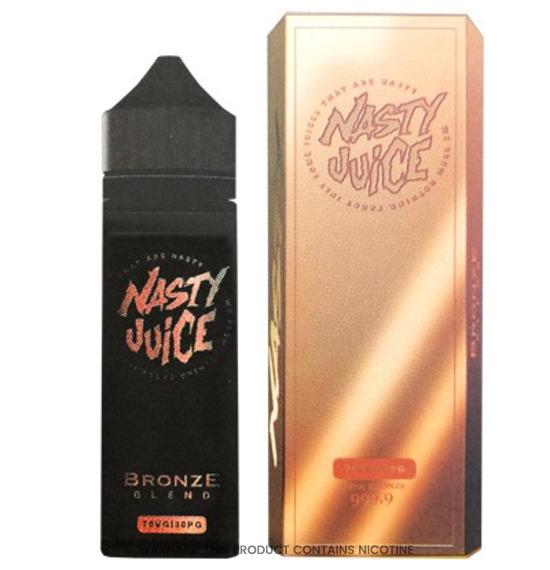Nasty Bronze Blend E-Liquid