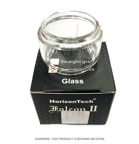 Falcon 2 Bubble Glass by HorizonTech
