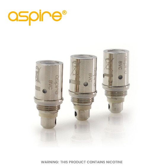 Aspire BVC Replacement Coils