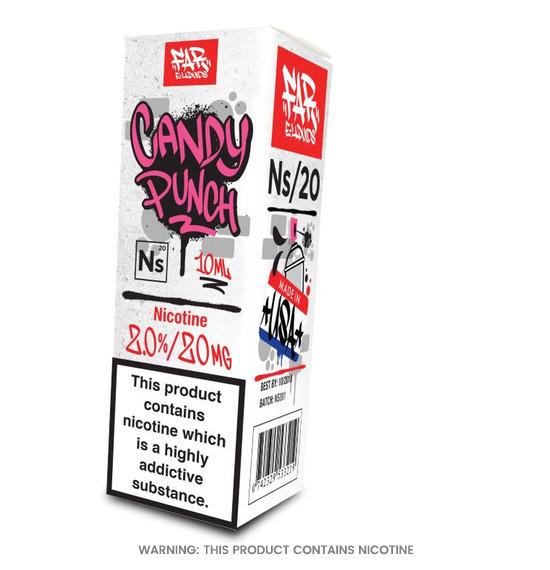 NS/20 Candy Punch FAR E-Liquid