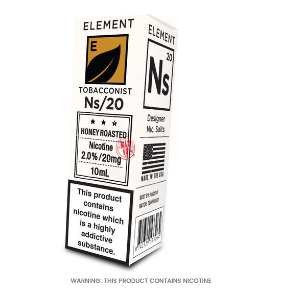 NS/20 Honey Roasted Tobacco E-Liquid