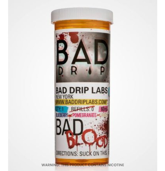 Bad Drip Bad Blood Sauce E-Liquid 50ml