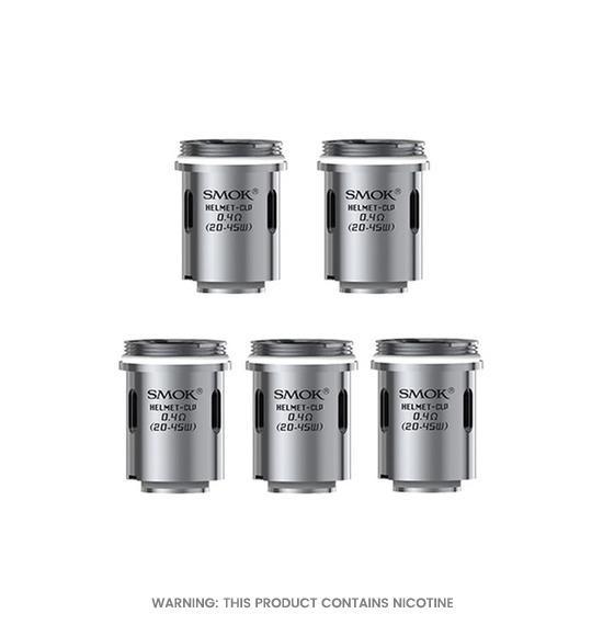 Smok Helmet Clapton Coils - 0.4ohm