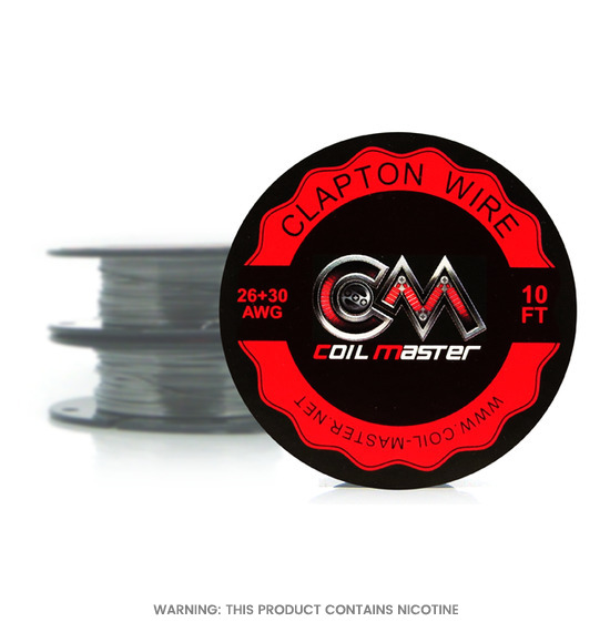 K Clapton Wire by Coil Master