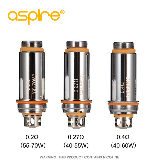Aspire Cleito Coils - 0.4ohm