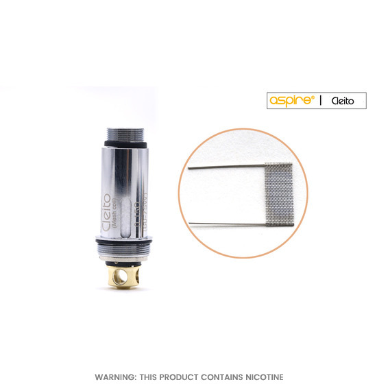 Aspire Cleito Pro Mesh Replacement Coils
