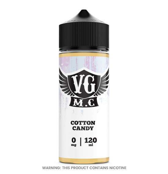 Cotton Candy 100ml E-Liquid by VG MC