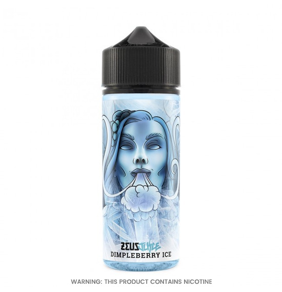 Dimpleberry Ice 100ml E-Liquid by Zeus Juice