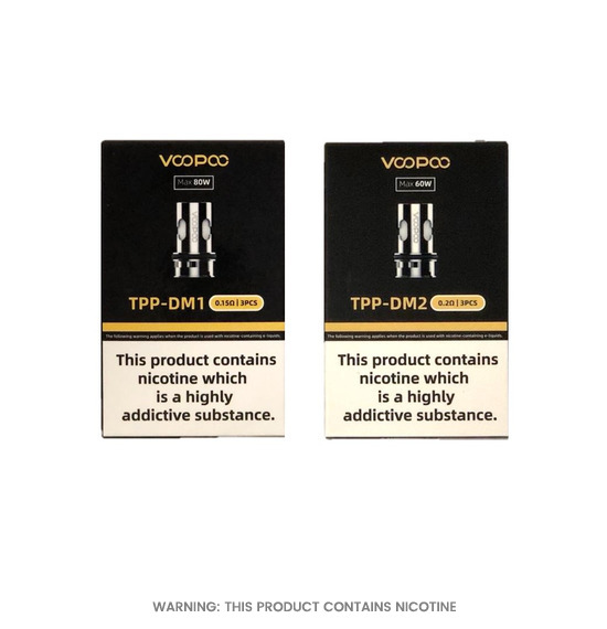 TPP-DM Replacement Coils by Voopoo