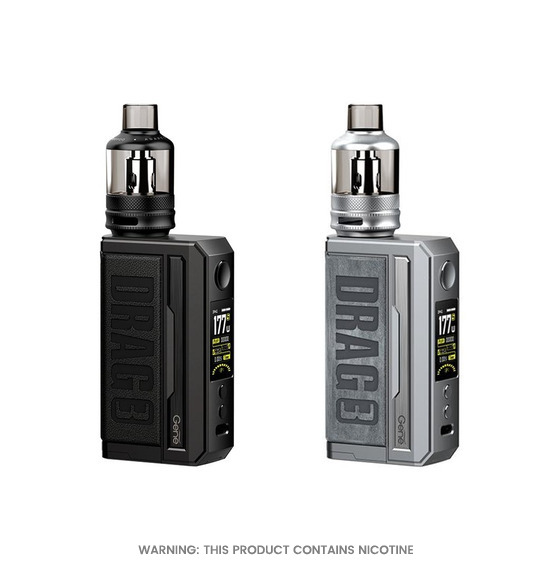 Drag 3 Starter Kits by Voopoo